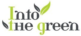In to the green logo